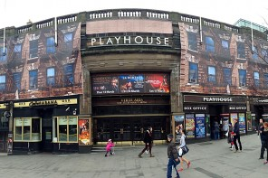 Attraction Review: Edinburgh Playhouse Theatre Tour