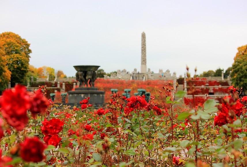 Frogner Park, Vigeland Sculptures