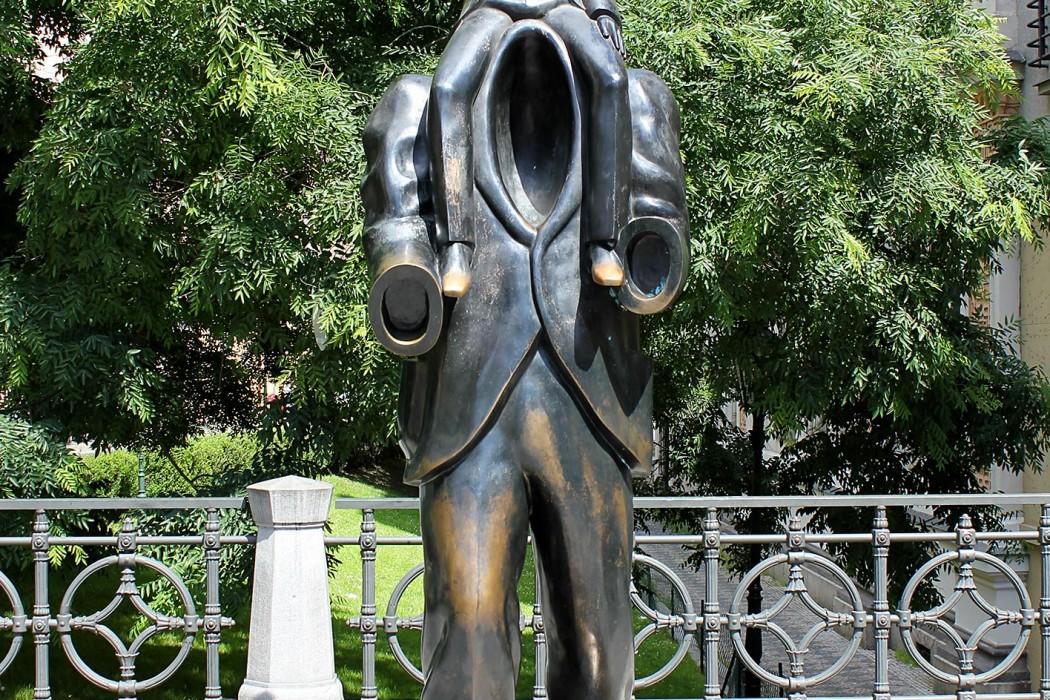 Franz Kafka, Prague