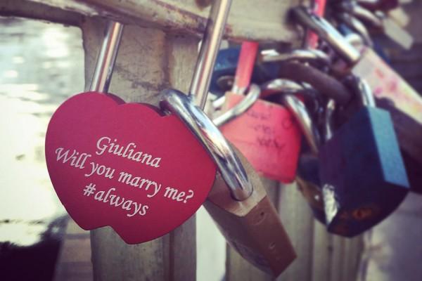 Wedding Proposal Poem